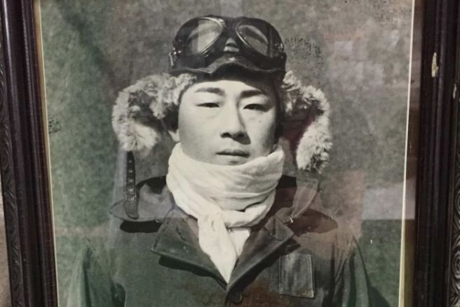 Kiichi Kawano, owner of Yokaren Museum, Oita, Japan