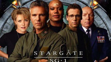Stargate SG.1 Cast